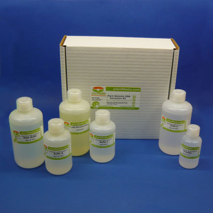 Plant Genomic DNA Extraction Kit [1 Kit]