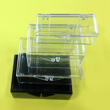Western Blot Box, Black (11.6x11.6x3.2cm)
