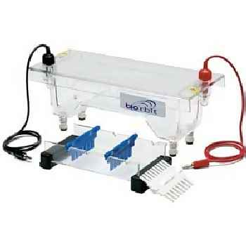 Electrophoresis unit-7 X 7 in. Tray