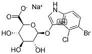 3-Indoxyl-β-D-Glucuronic Acid Sodium Salt