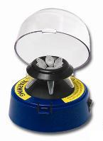 Mini Centrifuge with 2 rotors, 6-place