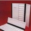 Cardboard Slide Folder, 20 place slide holder