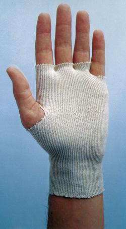 Glove Liners Cotton, Palm (100/CS)