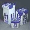 Glass Disposal Box, Benchtop (6/CS)