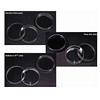 Petri Dishes, Automation, slippable, no rim, (100 x 15 mm), 500/CS