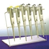 Pipettor Holder Acrylic, 6 place