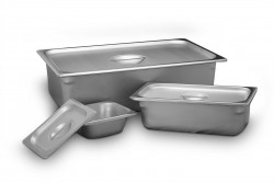 Instrument Tray, Stainless Steel (5 3/8 x 4 x 2 5/8 in.)