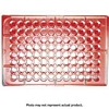 Microplate Lid, w/condensation rings for 96-well plate, sterile, (50/CS)