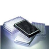 Microplate Non-Sterile 96-Well, w/ flat bottom, black (50/CS)
