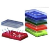 PCR Work-Up Rack 96-well, assorted (5/PK)