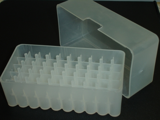 Microtube Freezer Rack with Lid (5/PK)