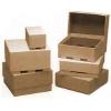 Box, Cardboard (3 inch) w/ slots