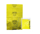 Hazardous Waste Bags (Yellow), 33gal